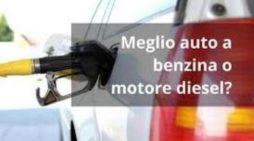 Cosa scegliere tra l'auto a benzina, diesel o ibrida, cosa conviene comprare adesso?