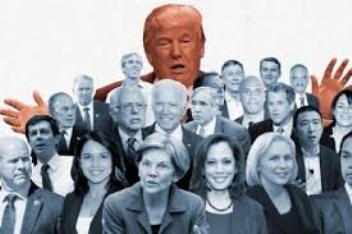 Tutti i candidati alle primarie democratiche americane : 21 per ora.