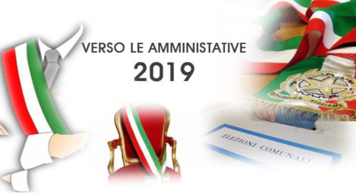 Elezioni amministrative Comunali 2019: presentazione delle liste, tutti i consigli e procedure.