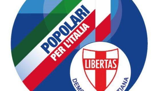"""Anche la DEMOCRAZIA CRISTIANA ha aderito al patto federativo """"POPOLARI PER L'ITALIA – PPE """""""