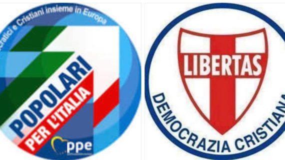 GIOVANNI CHIUCCHI (Popolari per l'Italia – D.C.): lottare con forza – in nome del popolo italiano – per una GRANDE RIFORMA EUROPEA !