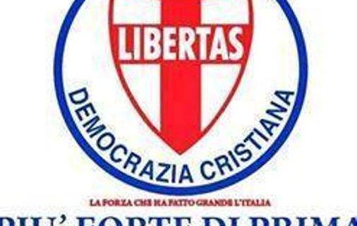 LA DEMOCRAZIA CRISTIANA NON E' STATA SCIOLTA MA E' ANCORA BEN VIVA E VEGETA !