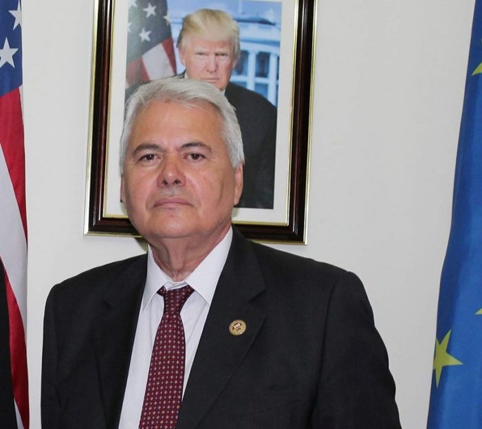 On. Zef Bushati (Vice-Presidente della Democrazia Cristiana internazionale): il 30 giugno 2019 sarà una data memorabile per il futuro democratico del popolo albanese !