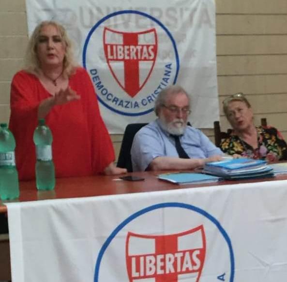 Gabriella Strizzi (D.C.): mobilitare anche il Movimento femminile e per le Pari Opportunità della Democrazia Cristiana a tutela dei diritti umani e dell'infanzia !