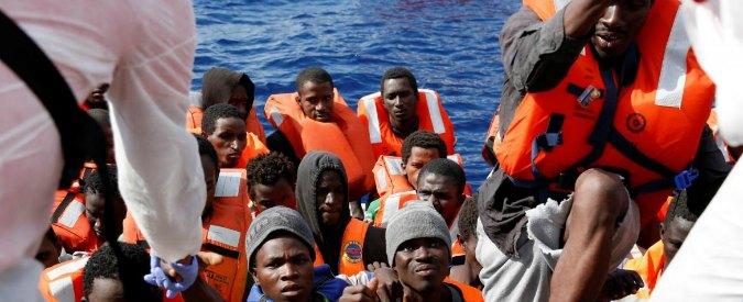 Qualche considerazione sui migranti.
