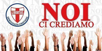 Ritorniamo a dare forza alla Democrazia Cristiana !