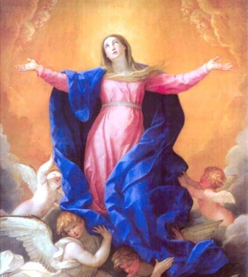 """Supplica potente a """"Maria Assunta in Cielo"""" da recitare oggi, giovedì 15 agosto 2019, per ottenere una grazia dalla Vergine."""