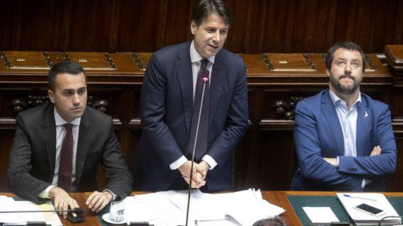 UN APPELLO ALLA CLASSE POLITICA: PRIMA L'ITALIA PER LO SVILUPPO E LA COESIONE SOCIALE!