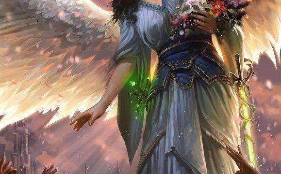 Alcuni pensieri sugli Angeli.