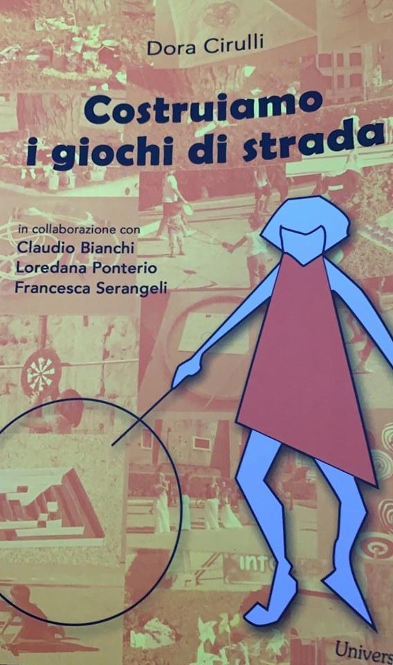 """Nella splendida cornice della """"Festa delle tradizioni popolari – La Radica"""" ha avuto luogo la presentazione dell'ultimo libro della Prof.ssa Dora Cirulli """"Costruiamo i giochi di strada""""."""