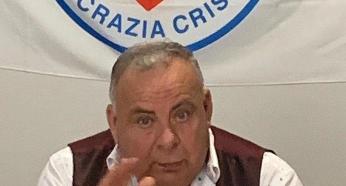 """Il Segretario regionale della Democrazia Cristiana della Calabria Francesco non nasconde la sua soddisfazione: """"Ci siamo… ora più di prima ! """"."""