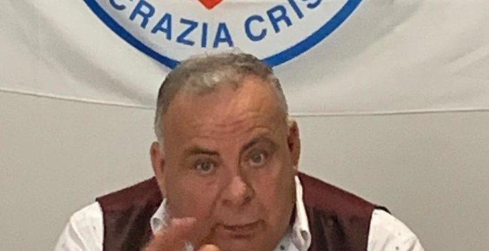 SI E' SVOLTA QUESTA MATTINA (14-09-2019) A LAMEZIA TERME UNA RIUNIONE DELLA DIREZIONE REGIONALE DELLA D.C. DELLA CALABRIA PRESIEDUTA DAL DOTT. FRANCO ZOLEO.