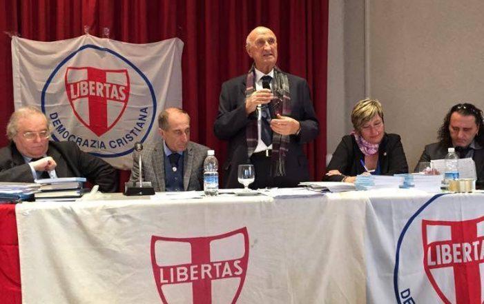 Si è spento quest'oggi (12-09-2021) a L'Aquila l'On. Antonio Verini, storico esponente della Democrazia Cristiana e Vice-Presidente nazionale onorario del partito dello scudocrociato