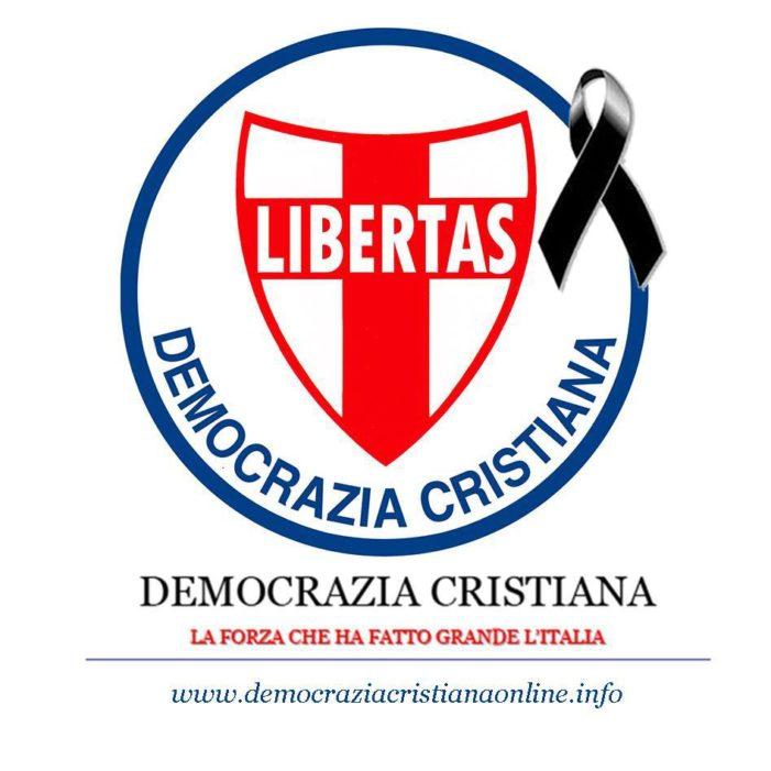 Le condoglianze della Democrazia Cristiana a Sandro Cortese (Tropea / VV) per il grave lutto che lo ha colpito per la perdita della sua suocera