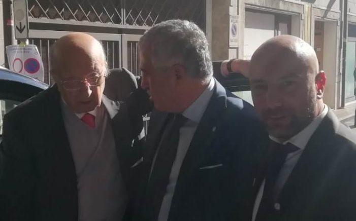 Si è svolta ad Avellino la cerimonia d'apertura per le celebrazioni per il centenario della nascita di Fiorentino Sullo.
