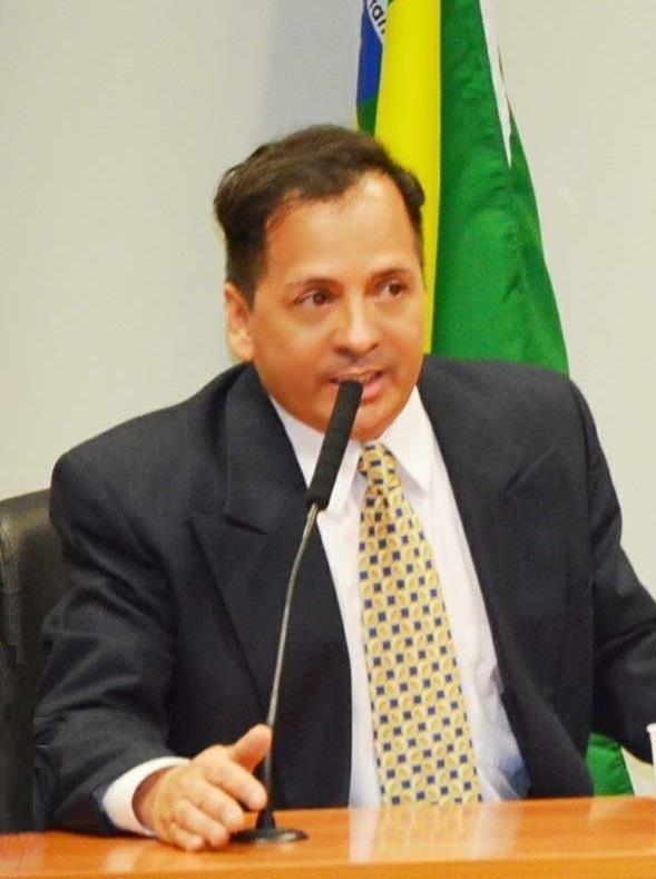 """CLAUDIO AVELAR (D.C BRASILE): """"DOBBIAMO IMPEGNARCI PER UNA SOCIETA' PIU' GIUSTA, EQUA E SOLIDALE RAFFORZANDO LA DEMOCRAZIA CRISTIANA BRASILIANA !"""""""