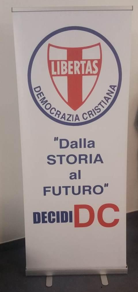 """""""IL PAESE HA BISOGNO DI NOI !"""": linee guida per una proposta agli italiani elaborate dal Consiglio Nazionale della Democrazia Cristiana."""