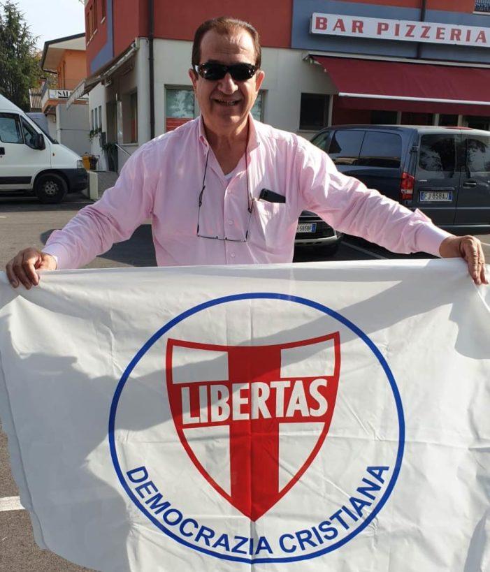 Il Dott. DANTE ALESSANDRINI (Treviso) nuovo Vice-Segretario nazionale per lo Sviluppo e l'Organizzazione della Democrazia Cristiana italiana