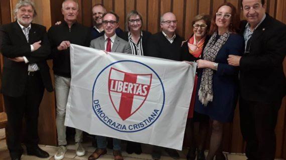 Anche dalla provincia di Belluno una risposta positiva al rilancio politico ed organizzativo della Democrazia Cristiana !