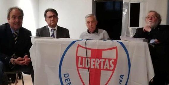 """SALVATORE ROTELLA (D.C. MESSINA): """"LA SICILIA INVOCA ENTRO LA FINE DEL 2019 LA RIUNIFICAZIONE DELLA DEMOCRAZIA CRISTIANA !"""""""