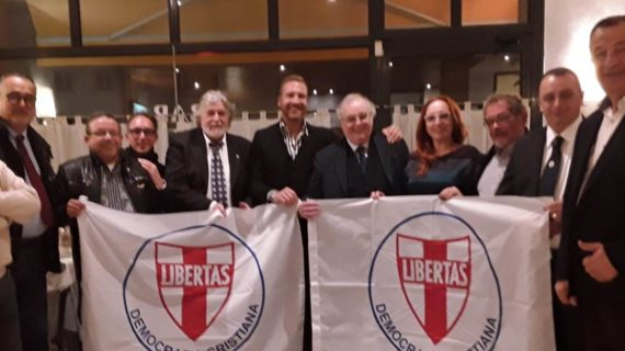 UNA FORTE CRESCITA DELLA DEMOCRAZIA CRISTIANA DEL VENETO GARANZIA DI LIBERTA' E DI VOGLIA DI RISCATTO IN UNA ITALIA ALLA DERIVA DAL PUNTO DI VISTA POLITICO, ECONOMICO E SOCIALE !.