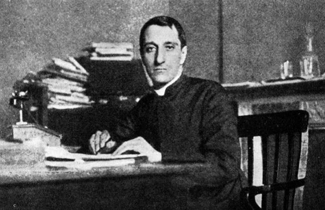 """Un piccolo """"compendio"""" di storia della Democrazia Cristiana (parte seconda) – La figura di don Luigi Sturzo: fu il primo a parlare esplicitamente dell'idea democristiana."""