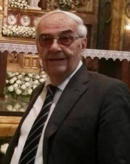 IL DOTT. GIANCARLO STRADA (Milano) E' IL NUOVO SEGRETARIO NAZIONALE DEL MOVIMENTO PENSIONATI DELLA DEMOCRAZIA CRISTIANA ITALIANA