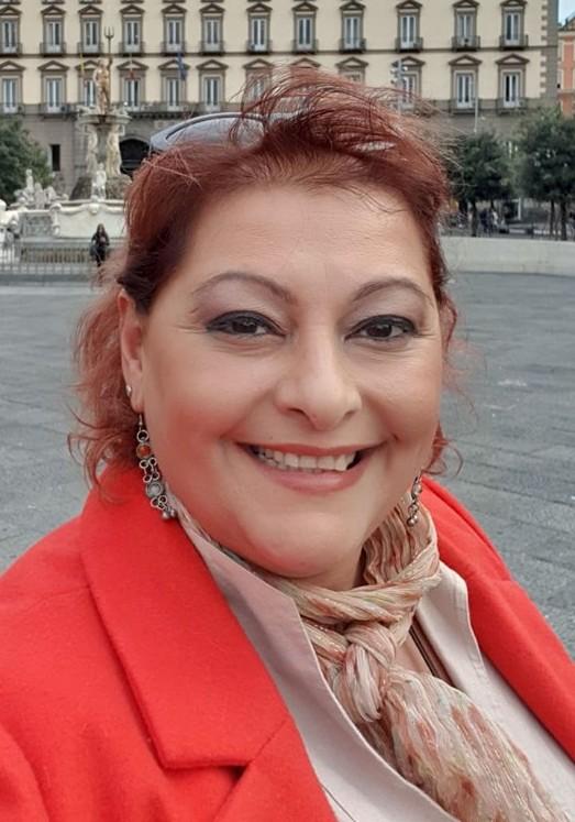 """GIUSY TORINO (D.C. NAPOLI): """"EDUCARE ALLE DIFFERENZE ED AL RISPETTO DI SE' E DELL'ALTRO !"""""""