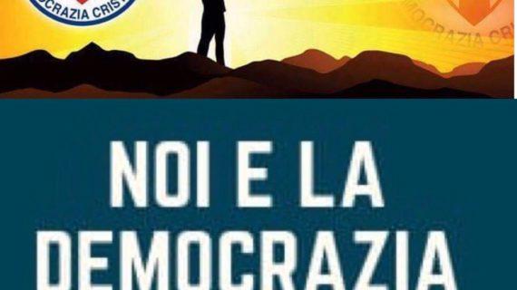 IL RISVEGLIO DAL SUO TORPORE DELLA DEMOCRAZIA CRISTIANA !