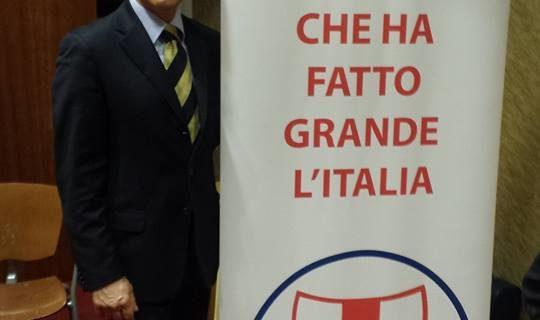 Un cordiale augurio di buon lavoro al Dott. Andrea Zallocco (di Pescara) ed alla sua proposta per una scuola di formazione politica della Democrazia Cristiana !