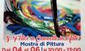 """VIENE INAUGURATA QUEST'OGGI (SABATO 4 GENNAIO 2020 – ORE 17.00) PRESSO LA SEDE DELLA D.C. DI SAN FELICE A CANCELLO ( PROV. CASERTA) UNA MOSTRA DI PITTURA INTITOLATA: """"SAN FELICE A CANCELLO IN ARTE"""""""