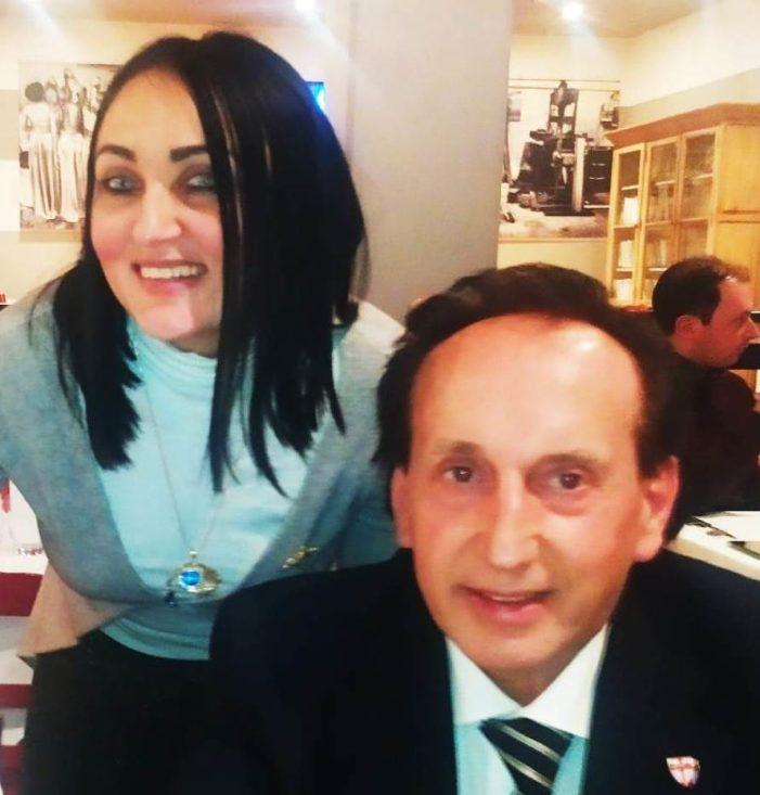 Priscilla Raquel Abrantes Estrela (Torrevecchia/CH) nominata Presidente provinciale dell'ASCON (Associazione Nazionale Consumatori) della provincia di Chieti