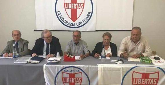 Si riunisce quest'oggi a Lamezia Terme (CZ) il Consiglio Direttivo della Democrazia Cristiana regione Calabria presieduto dal Segretario regionale D.C. Francesco Zoleo >.