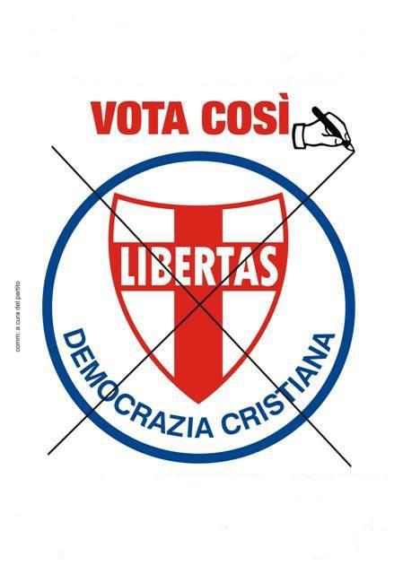 LE RISPOSTE ALL'INFELICE SIG. SPERA DA PARTE DEL SEGRETARIO POLITICO DELLA DEMOCRAZIA CRISTIANA ANGELO SANDRI