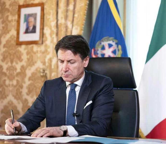 """Le troppe chiacchere del Premier Giuseppe """"Benito"""" Conte !"""