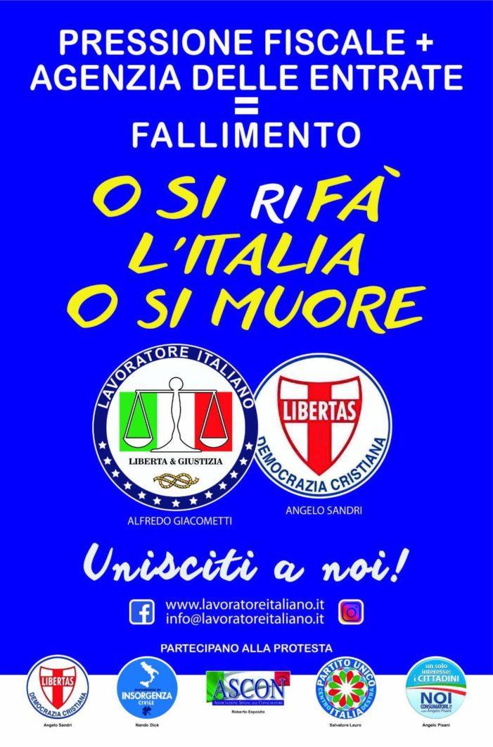 O SI RIFA' L'ITALIA O SI MUORE !