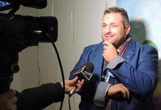 """Mirko Parisi (Latina) alla guida del Dipartimento nazionale """"Sport ed Attività sociali"""" della Democrazia Cristiana italiana."""
