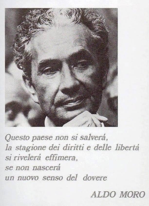 Il ricordo della figura di Aldo Moro nella testimonianza diretta di Alessandro Corsinovi.