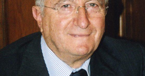 IL PROF. GIULIO TARRO (NAPOLI) E' IL NUOVO PRESIDENTE NAZIONALE ONORARIO DELLA DEMOCRAZIA CRISTIANA ITALIANA