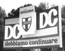 Cara Democrazia Cristiana: lettera al Popolo di Settimio Deidda (Roma)