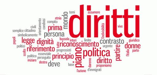 Continua la battaglia della Democrazia Cristiana per la Tutela dei Diritti civili dell'Uomo !