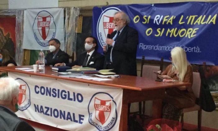 ANCHE NELLA REGIONE EMILIA ROMAGNA SI RIORGANIZZA LA PRESENZA POLITICA ED OPERATIVA DELLA DEMOCRAZIA CRISTIANA: IL PARTITO CHE HA FATTO GRANDE L'ITALIA !