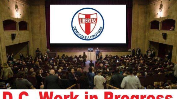 Sabato 20 giugno 2020 (con inizio alle ore 10.00) a Roma: riunione della Direzione nazionale D.C. (con invito anche ai componenti del Consiglio nazionale della Democrazia Cristiana).