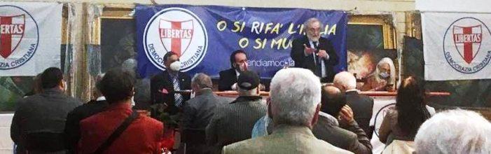 MOLTO PARTECIPATA E PRODUTTIVA SI E' SVOLTA SABATO 20 GIUGNO 2020 A ROMA LA RIUNIONE DELLA DIREZIONE NAZIONALE DELLA DEMOCRAZIA CRISTIANA