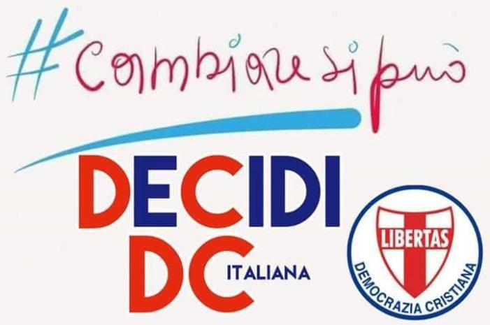 Movimento giovanile D.C.: dobbiamo cambiare per il bene del Paese !