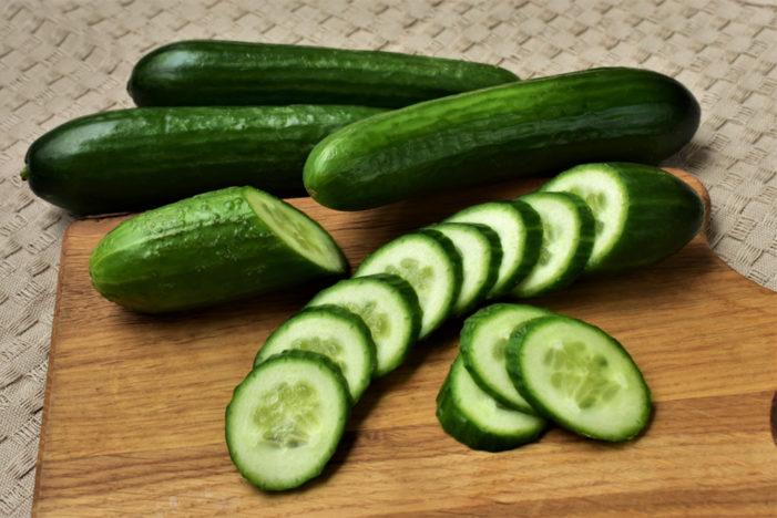 I tanti benefici del cetriolo: fonte di minerali e vitamine !