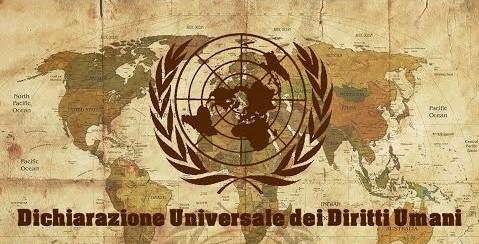 Il Movimento femminile e per le Pari Opportunità della Democrazia Cristiana della provincia di Cosenza si impegna a sostegno dei diritti umani, quale garanzia di progresso civile in ogni Paese del mondo > (terza parte).