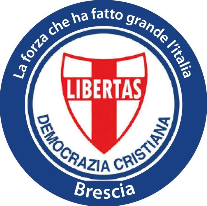 Questa sera (giovedì 09-07-2020) alle ore 19.00 riunione della Direzione provinciale della Democrazia Cristiana della provincia di Brescia