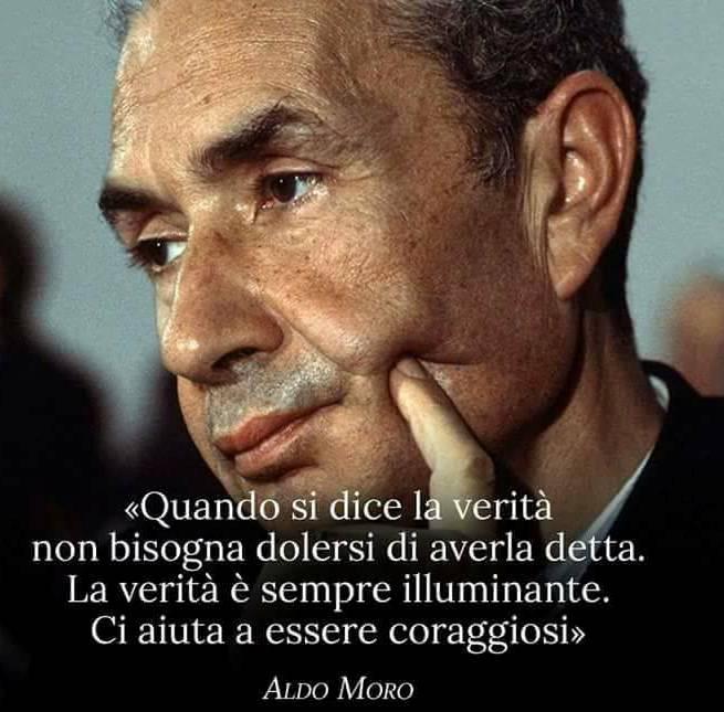 Per non dimenticare Aldo Moro – Leader della Democrazia cristiana !