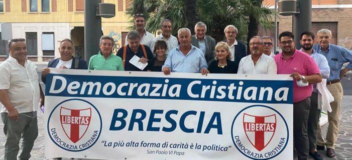 """Un """"ruggito"""" sempre più forte da parte della Democrazia Cristiana della provincia di Brescia, la leonessa d'Italia"""
